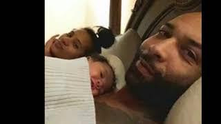 Joe Budden And Cyn Santana's Adorable Son Makes His Instagram Debut [PICS]