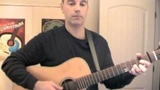How to play Please Come to Boston Dave Loggins Guitar Lesson