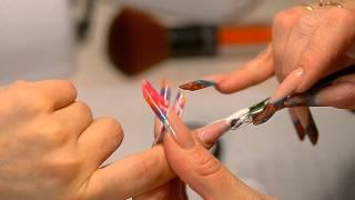 френч моделирование Гелевая технология(Учебный Центр креативного моделирования и дизайна ногтей Татьяны Макаровой @ Елены Хмельницкой Nail Revolюция..., 2014-06-09T20:16:19.000Z)