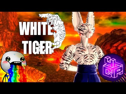 Dragon Ball XenoVerse # O White Tiger Beerus