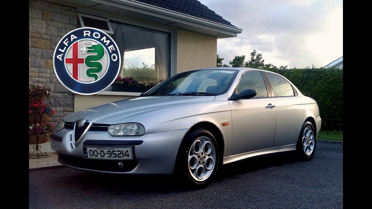 Alfa Romeo 156 Italijanski Auto