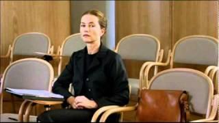 Scene from the film La Pianiste (2001) M. Haneke