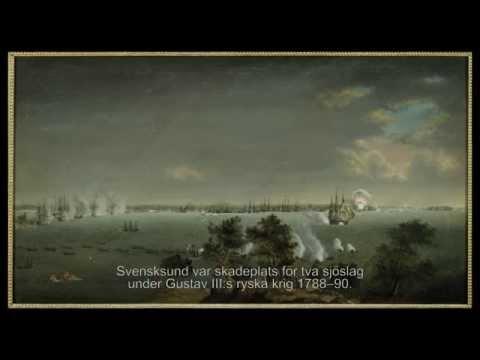 Svensksund Sjöslag 1789-90