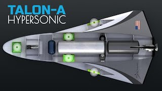 The Talon-A Hypersonic Vehicle Capability: The Next-gen a Versatile Hypersonic
