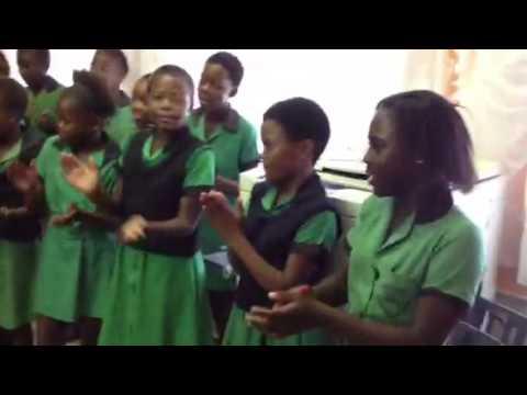 Afrika zang en dans 1