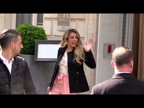 Exclusive fifth harmony at their hotel in paris youtube for Harmony hotel paris