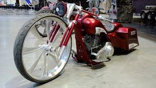 Harley Davidson custom baggers bikes 3