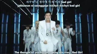 Video Beast - Bad Girl MV [english subs + romanization + hangul] download MP3, 3GP, MP4, WEBM, AVI, FLV Juli 2018