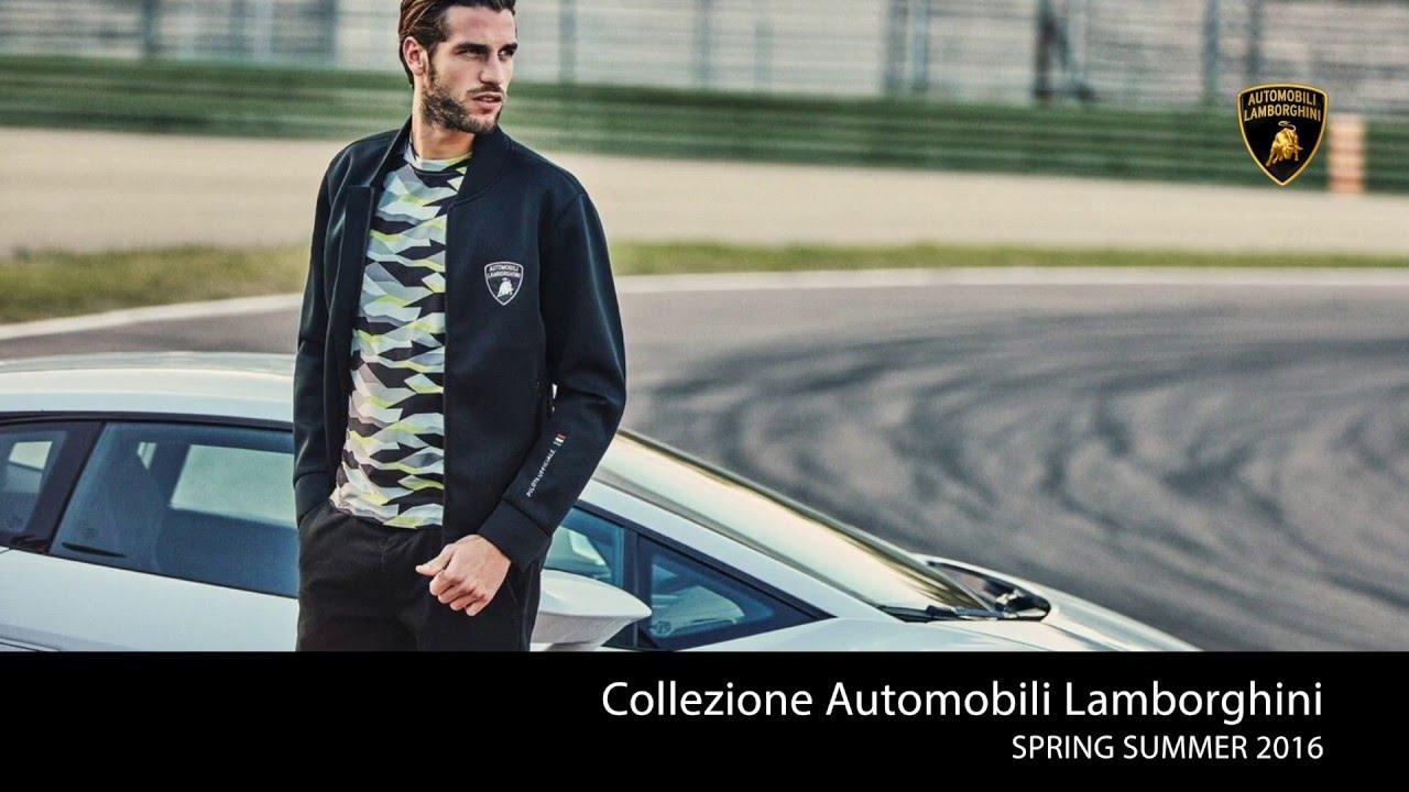 Automobili Lamborghini Spring Summer 2016 collection: Inspiring, instinctive, fun