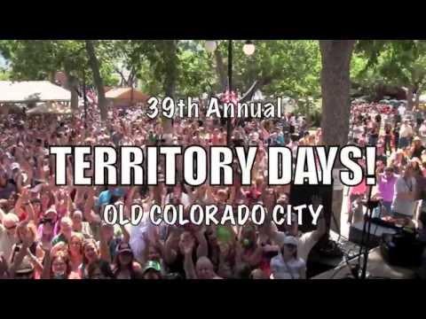 39th annual Territory Days - 60sec