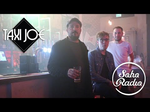 Soho Radio - Taxi Joe (Clip - 'There's A Lot Of Space In A Black Cab')