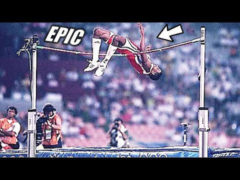 This Will NEVER Happen Again || The UNBREAKABLE Record of Javier Sotomayor