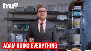 Adam Ruins Everything - The Real Story Behind the Bacon Craze | truTV