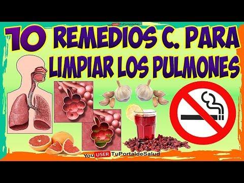 Como limpiar los pulmones con 10 remedios caseros para - Productos para limpiar chimeneas ...