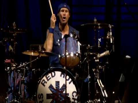 Red Hot Chili Peppers - Chad Smith Drum Solo - Live at Slane Castle [HD]