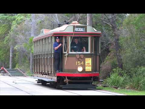 2018 Sydney Vintage Tramway Festival