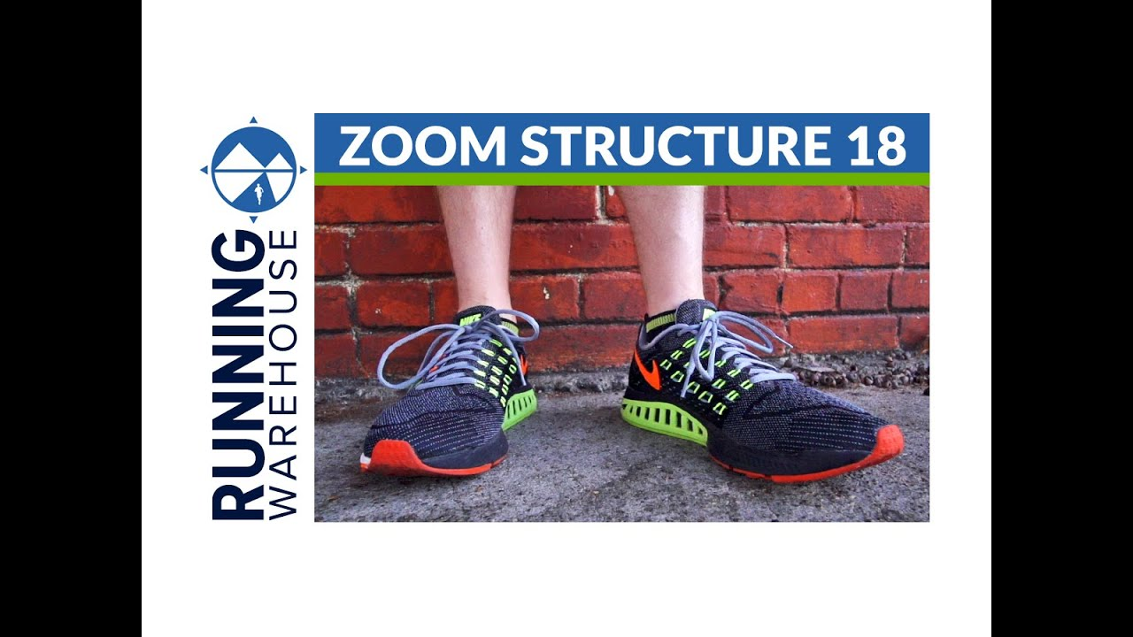 Nike Zoom Structure 18 Shoe Review - YouTube 6c965d1ab97a
