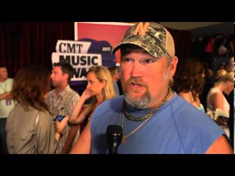 Larry The Cable Guy Interview CMT Music Awards