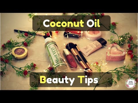 VCO Beauty Tips || Coconut oil beauty hacks || Deodorant DIY || How to clean your Makeup Brushes