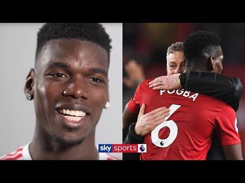 """When I'm happy, I play better!"" | Paul Pogba on Man Utd dressing room & Ole Gunnar Solskjær Mp3"