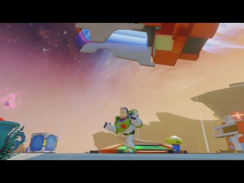 Disney Infinity - Toy Story In Space - Part 7