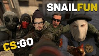 [CS:GO] SNAILFUN 2.0: sick frags, funny moments, clutchs, flame