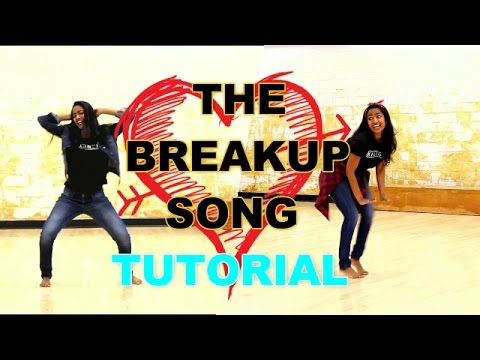 The Breakup Song | Dance Tutorial | Ae Dil...
