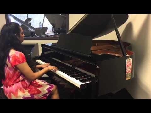 Richa Patel Plays 50th Anniversary Song