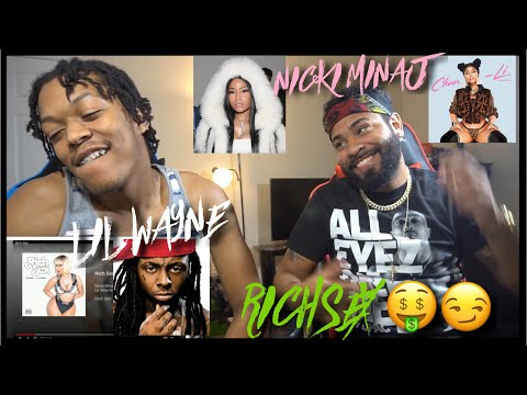 Nicki Minaj Rich Sex ft lil wayne | FVO Reaction