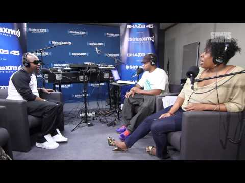 Tech N9ne's Thoughts on Devil Worshipping on Sway in the Morning