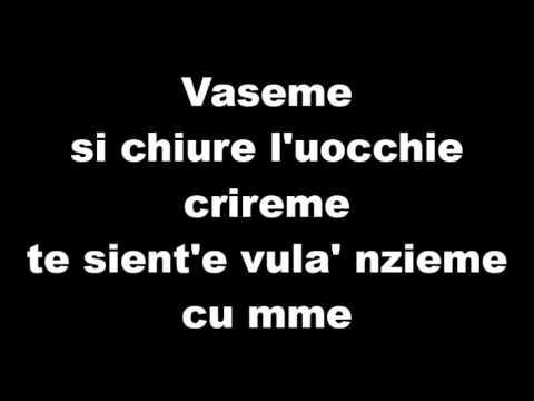 Gigi D'Alessio Feat Valentina Stella - Vaseme (Con Testo)