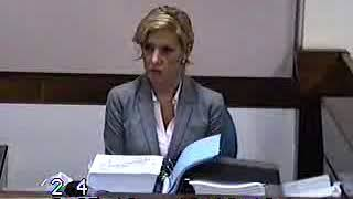 Family Court Judge Rebecca Burton kicked out court observers by muttered words closed hearing 3-5