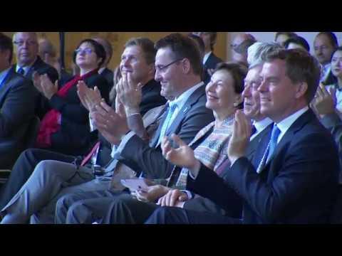 Global Economy Prize 2017 - Aufzeichung der Verleihung des Weltwirtschaftlichen Preises in Kiel