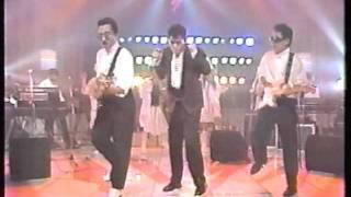 1986年 トシちゃん(田原俊彦)への提供曲です。
