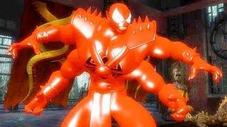 Mortal Kombat Komplete Edition - Iron Spider Kintaro & Deadpool Shao Kahn Tag Ladder Playthrough