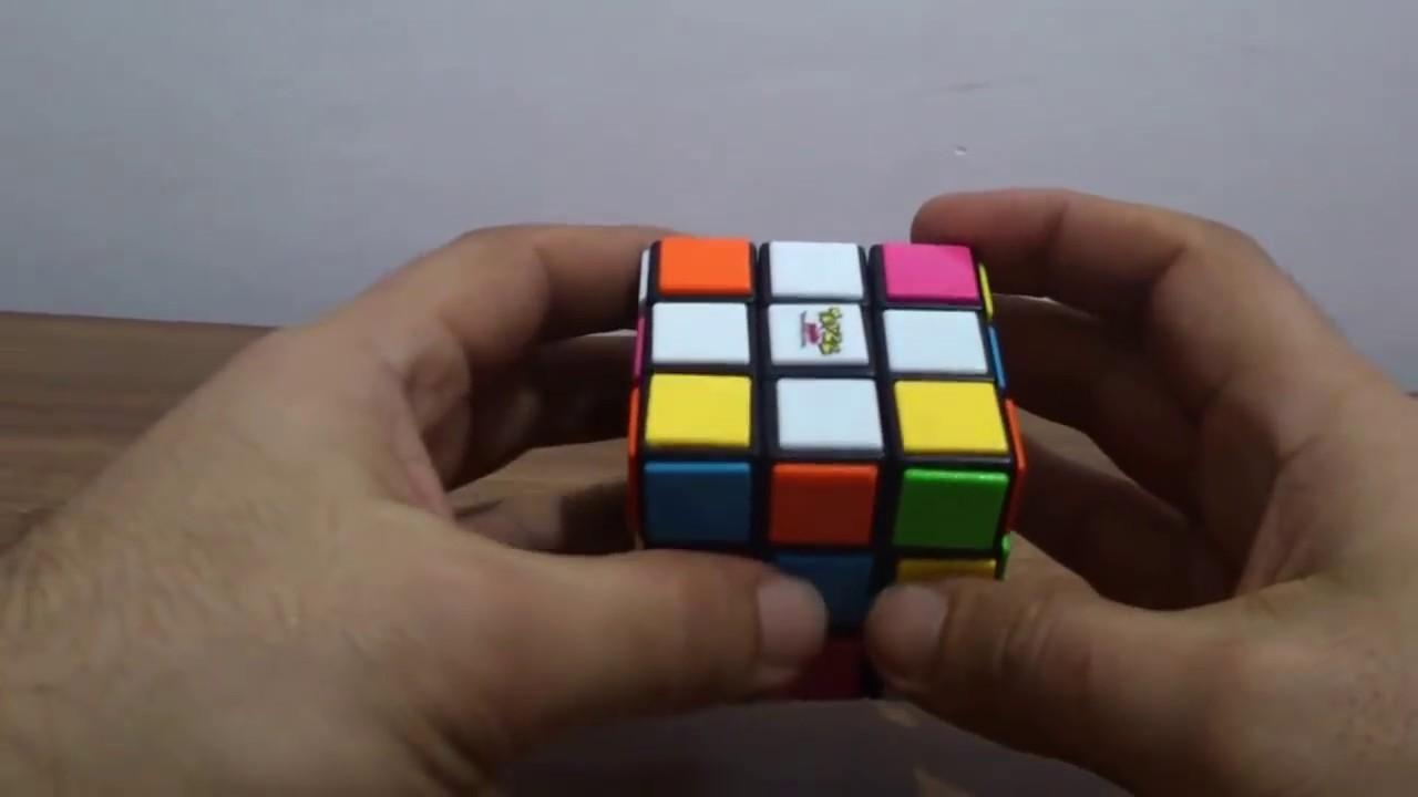 Zeka Küpü Adım Adım Nasıl Yapılır, Videoyu durdur yazıdakileri takip et kesin çözüm, 3x3 Rubik küp