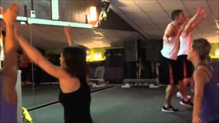Lancement BODYATTACK 77 Energy Fitness Juillet 2012 - Chanson 3