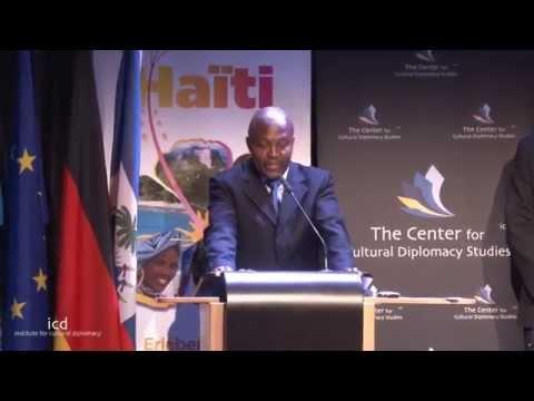 Patrick Saint Hilaire (Chargé d'Affaires, Embassy of Haiti to Germany)