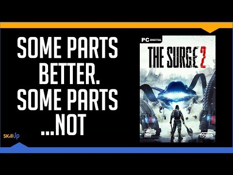The Surge 2 Is Looking Better Than The First (Mostly) [Hands On Impression]