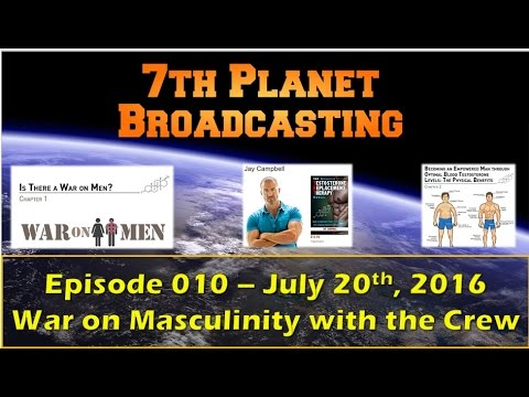 DOT Episode 3 War on Masculinity and Biological Systems