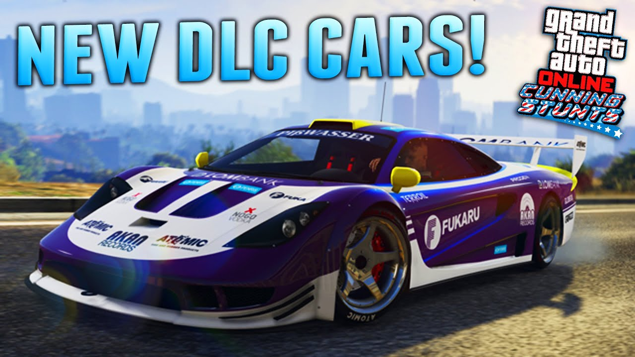 Gta Online New Cunning Stunts Dlc Super Cars Rally Cars And Race
