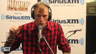 "Machine Gun Kelly performs ""Stereo"" on Hip Hop Nation."