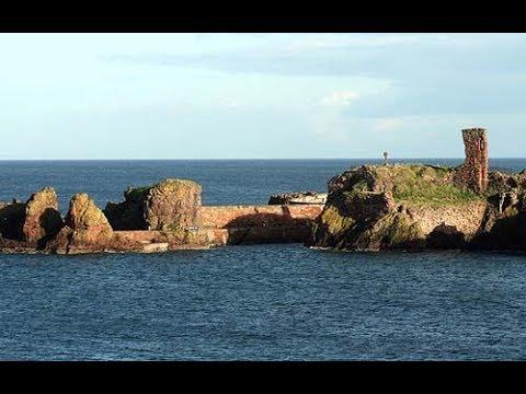 Castle Dunbar East Lothian Scotland