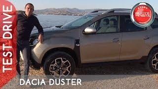 Dacia Duster a Ruote in Pista