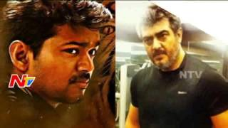 Who is Next Thala? No.2 Race Between Vijay and Ajith - Box Office - NTV
