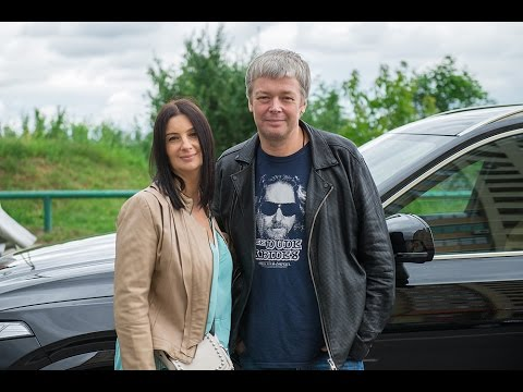 Екатерина Стриженова: «За автомобили в нашей семье отвечает Александр!»