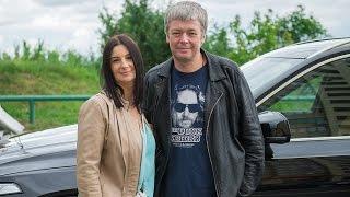 Екатерина Стриженова: «За автомобили в нашей семье отвечает Александр!»(Программа