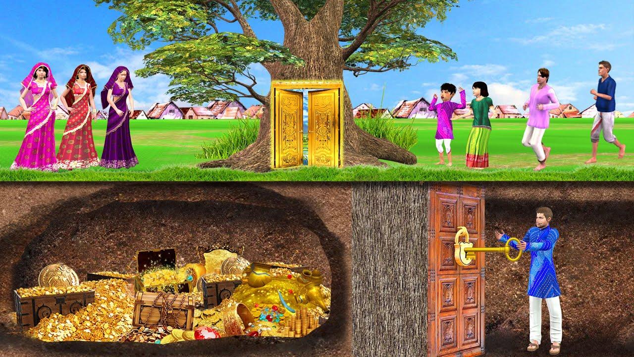 Download भूमिगत जादुई चुडैल Underground Magical Chudail Comedy Video हिंदी कहानिय Hindi Kahaniya Comedy Video