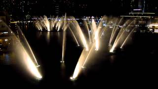 Dubai Fountains  2012 (Jacky Cheung Wen Bie)