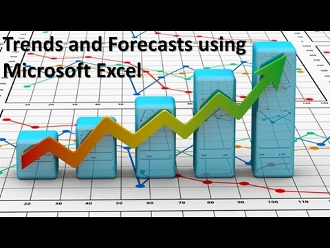 Forecasting In Excel And Trends Functions